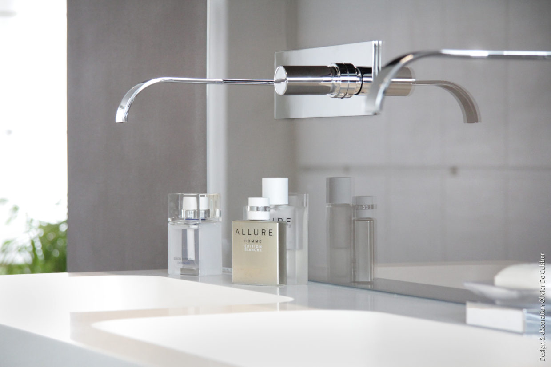 Rénovation complète grenier, salle de bain. Architecture d'intérieur et décoration - Odyssée Studio