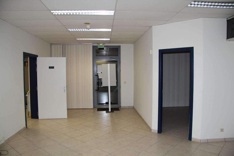 Rénovation complète d'une clinique privée d'ophtalmologie - Architecture d'intérieur Odyssée Studio